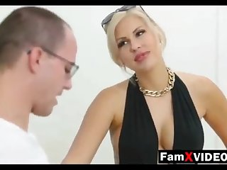 Steamy mommy pummels son-in-law and trains daughter-in-law - Perfect Free Old lady Hump Movies elbow FamXvideos.com