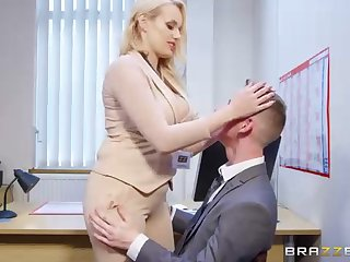 Angel Wicky is a luxurious ash-blonde mummy who s constantly purveying titjobs to the brush fucking partners
