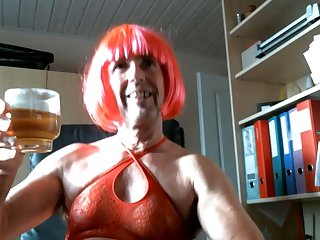 olibrius71 piss drink, prolaps, anal performance