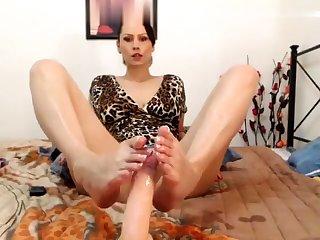 Foot Amulet Deepthroat Foot