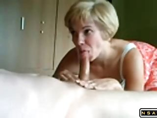 Horny French wife Laurence fucking avec Thierry