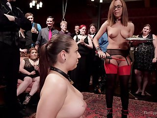 Pulling  gay blade enjoys a trine with Roxanne Rae and Tori Avano