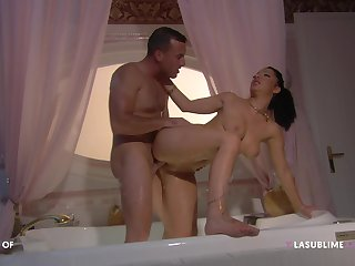 Man near steel inches fucks this cheating wife with respect to crazy modes