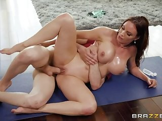 Massaging The MILF