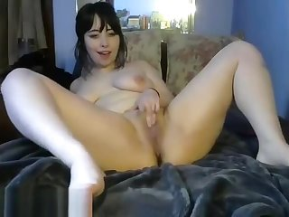 Pretty Teen Plays With Their way Pussy